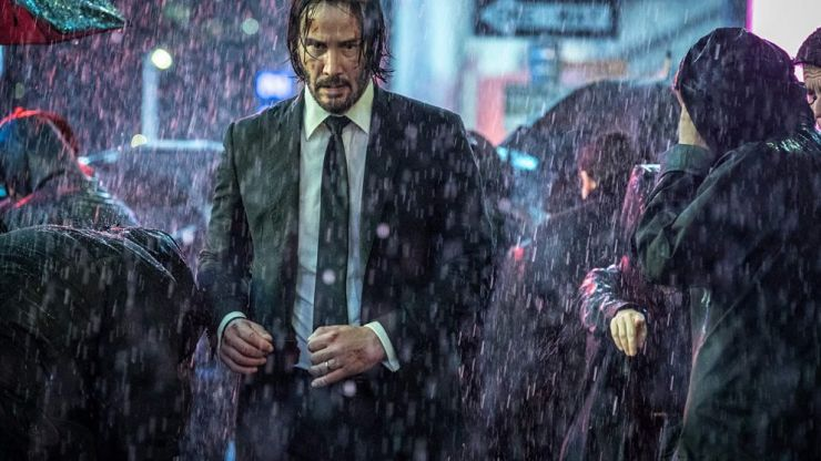 John Wick 3 has the single best action sequence of the entire trilogy
