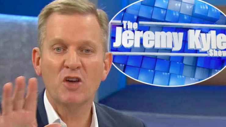 ITV have cancelled The Jeremy Kyle Show