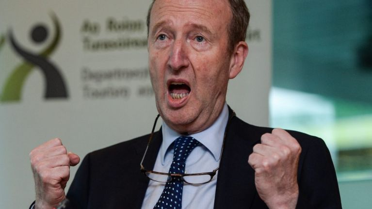 Shane Ross has messed up the name of yet another successful Irish athlete
