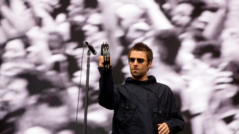 WATCH: Liam Gallagher weighs in on the Noel Gallagher VS Lewis Capaldi beef
