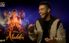 Mena Massoud (aka the new Aladdin) answers the burning questions about Will Smith's hair