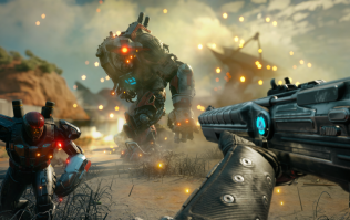 Rage 2 is the most fun shooter since 2016's Doom