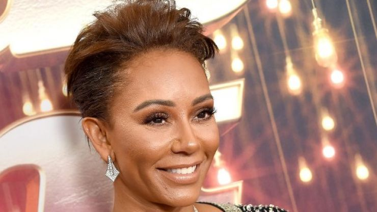 """Mel B taken to hospital after going temporarily """"totally blind"""" ahead of Spice Girls tour"""