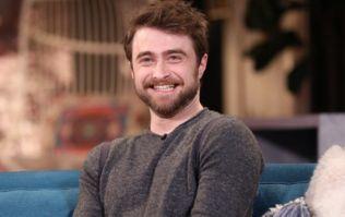 Dear Harry Potter fans, Daniel Radcliffe is hanging around Ireland