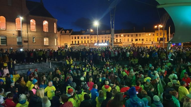 Out Of Darkness Into Light >> 200 000 People Across The Country Take Part In Darkness Into Light