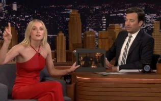 Sophie Turner names the person she believes is to blame for Starbucks cup in Game of Thrones