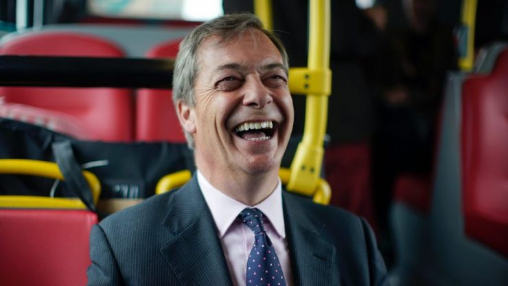 Brexit Party polling better than Labour and Conservatives combined ahead of EU elections