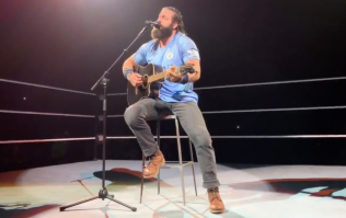 WATCH: WWE's Elias trolls packed audience in Liverpool with song hours after Premier League decider