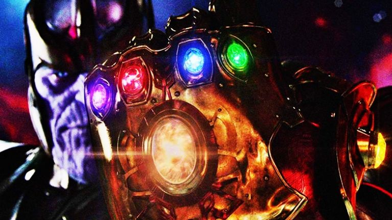 COMPETITION: Win this limited edition THANOS-SIZED Infinity Gauntlet from Avengers: Endgame
