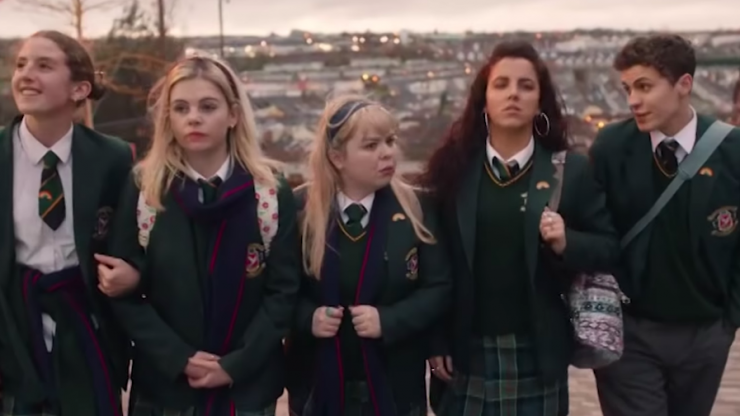 The funniest moments from Season 2 of Derry Girls have been released in a cracker supercut