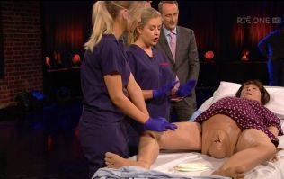 RTÉ face calls to apologise for birthing robot segment on The Late Late Show