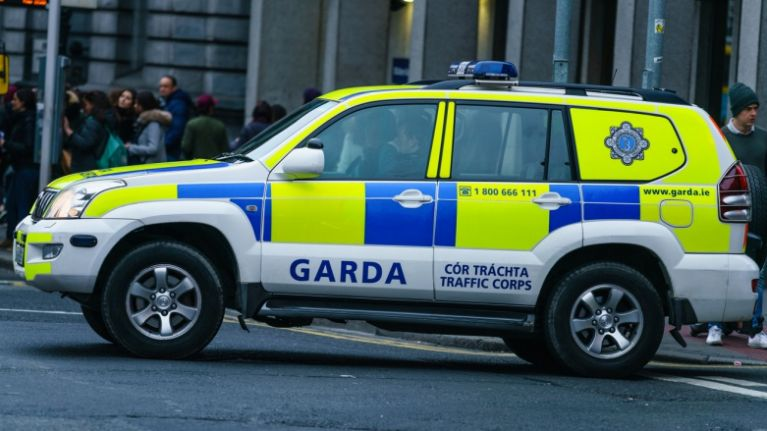 Gardaí investigating after three men found concealed in truck in Galway