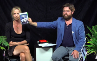 The hilarious 'Between Two Ferns' with Zach Galifianakis is being turned into a film by Netflix