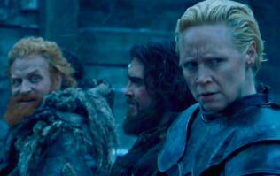 Gwendoline Christie believes that Tormund still has a chance of romance with Brienne