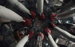 That hugely impressive shot from Avengers: Endgame? Yeah, that was done for real