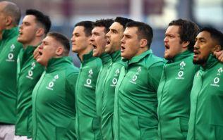 Three surprise calls in Ireland's 44-man World Cup training squad