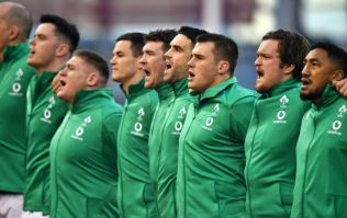 Three surprise calls in Ireland's 44-man World Cup training squad