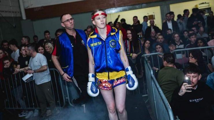 WATCH: Meet Jodie Fagan, Waterford's Muay Thai star aiming for Paris 2024