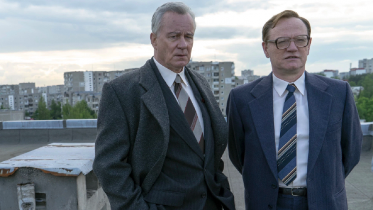 Here's why the majority of the cast in Chernobyl don't use a Russian