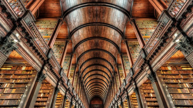 These were the 20 most-borrowed books from Irish libraries last year