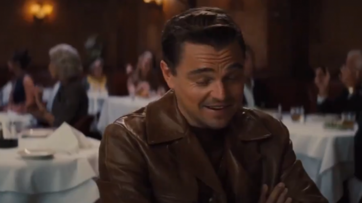 TRAILERCHEST: The official trailer for the star-studded Once Upon A Time in Hollywood is here