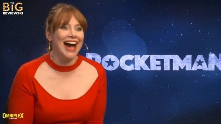 We asked Bryce Dallas Howard about the rumour that Jurassic World 3 is filming in Ireland