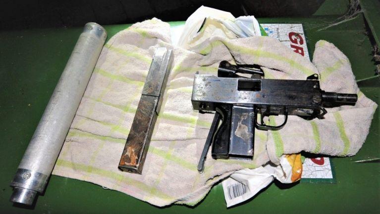 Two men arrested following firearm seizure in Dublin