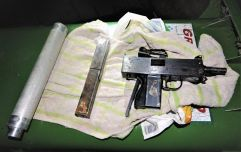 Two men arrested following firearm seizure in Dublin