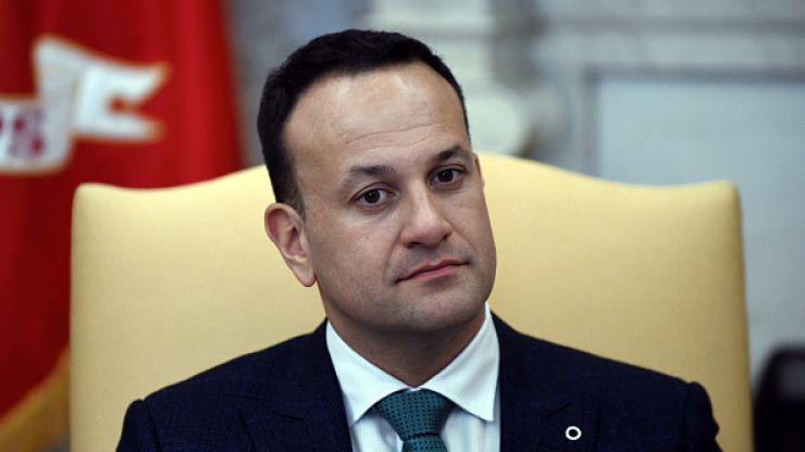 "A united Ireland would be a ""different state"", says Leo Varadkar"