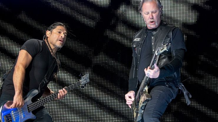 Dublin Bus release important travel information for anyone heading to Metallica at Slane