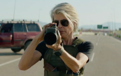 #TRAILERCHEST: Sarah Connor brings the pain in the first look at Terminator Dark Fate