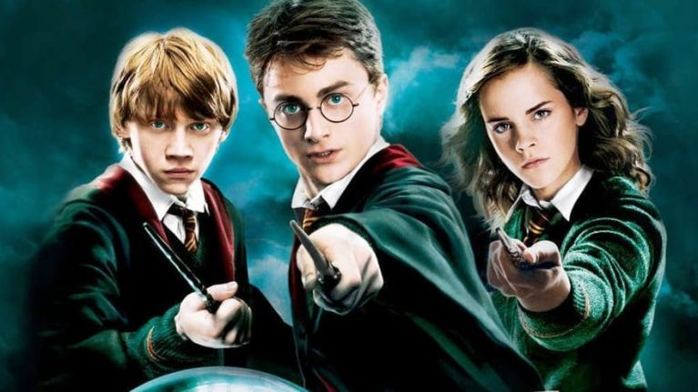 J.K. Rowling to release four new Harry Potter stories