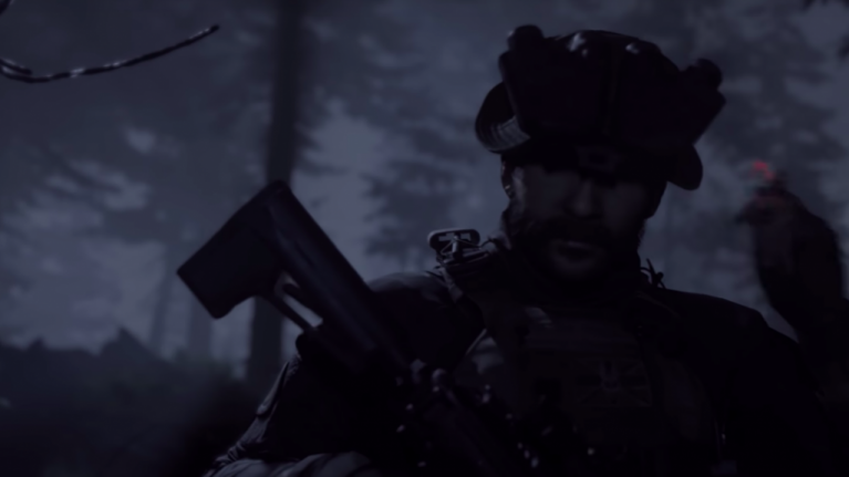 The first trailer for the new Call of Duty: Modern Warfare has landed