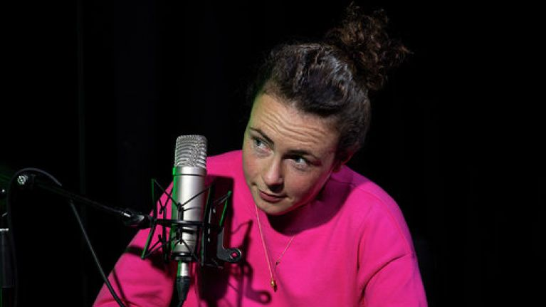 Saoirse McHugh reveals she called Peter Casey before RTÉ debate