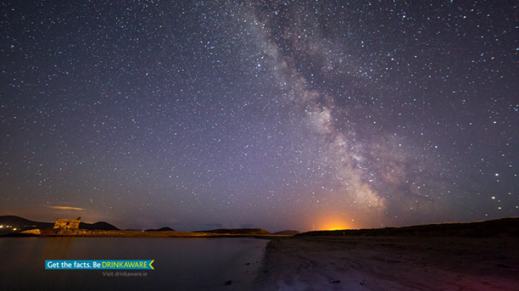 """COMPETITION: Win an epic """"Stargazing"""" trip to Kerry for yourself and 4 mates"""