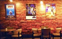 This hidden cinema bar is one of Dublin's best-kept secrets