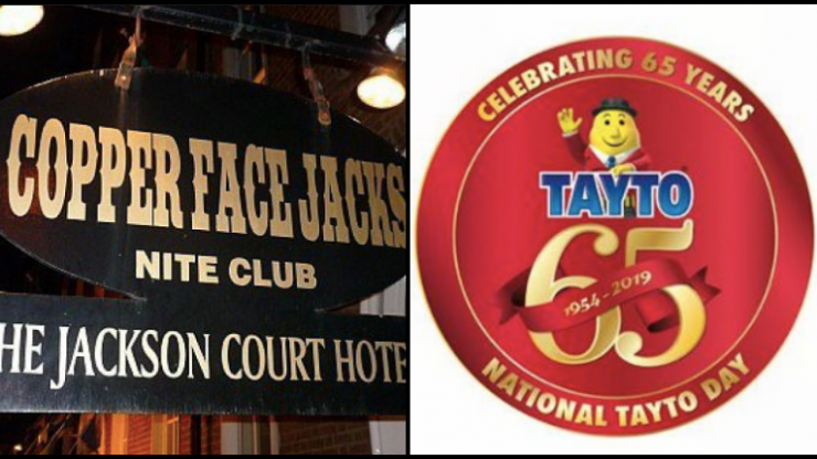 Tayto are celebrating their 65th birthday with an event in Coppers that you can attend