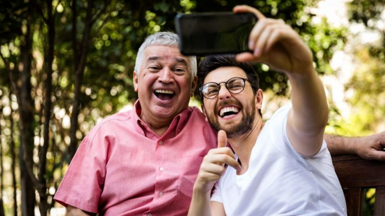 COMPETITION: Complete our Father's Day survey to win a Samsung Galaxy A50