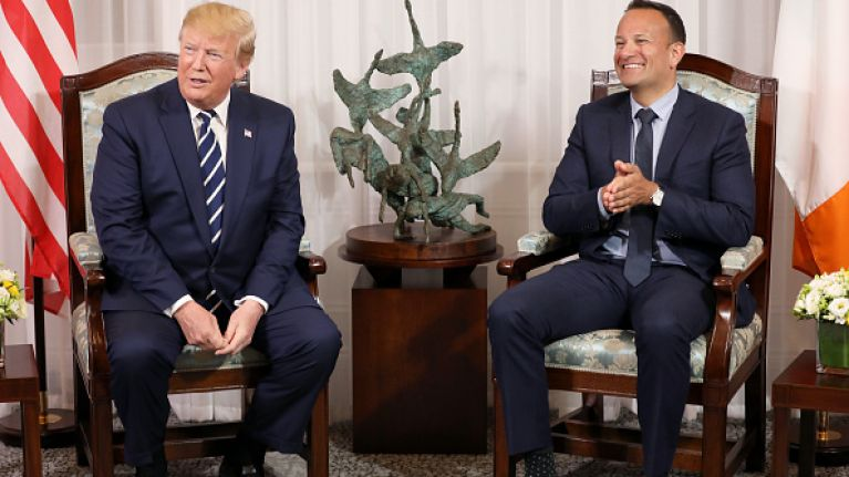 Donald Trump's visit to Ireland is the least-Donald Trump thing he's ever done