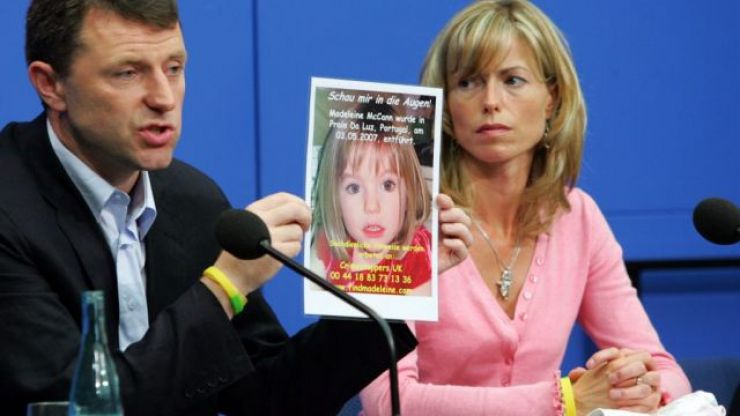 The UK government pledges more funds to search for Madeleine McCann