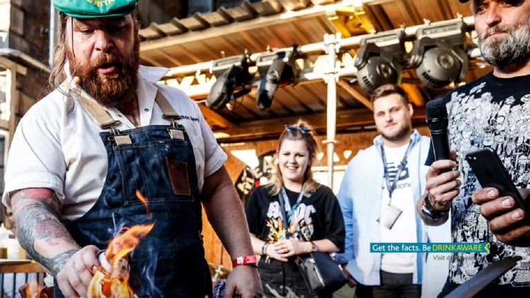 Hungry? Guinness X Meatopia 2019 is coming back to Dublin this July