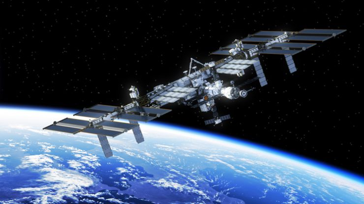 NASA is opening up the International Space Station to tourists