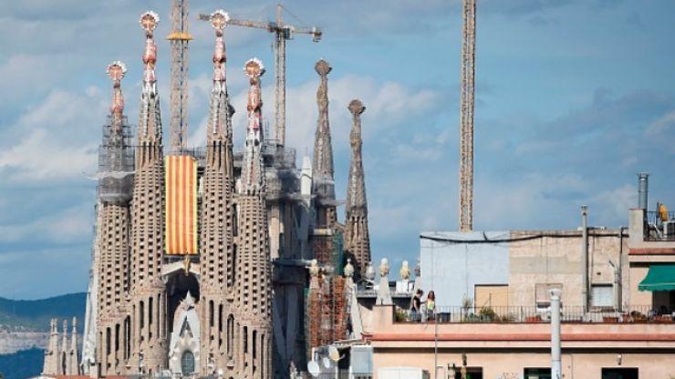 Barcelona's Sagrada Familia finally receives building permit after 137 years