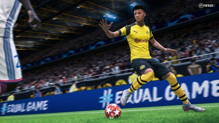 Here's what's new in FIFA 20 gameplay