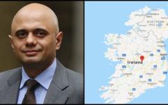 UK's Home Secretary thinks giving Ireland £500m will solve the border dispute