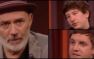 There was a lot of love for Tommy Tiernan's interviews with Barry Keoghan and Emmet Kirwan