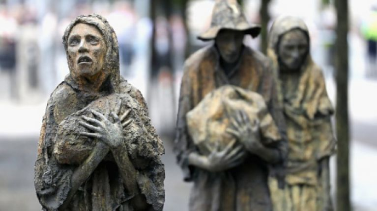 Bones found on Canadian beach confirmed to be from passengers fleeing the Great Famine