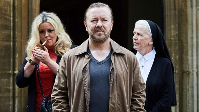 """Ricky Gervais says season two of After Life """"should be the best"""""""