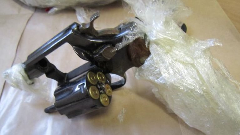 Three men arrested as Gardaí recover two loaded firearms in Dublin
