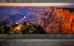 A 292-inch TV, an upgrade on 'The Wall', is here and it's an absolute monster